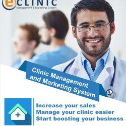 EClinic Flyer upper